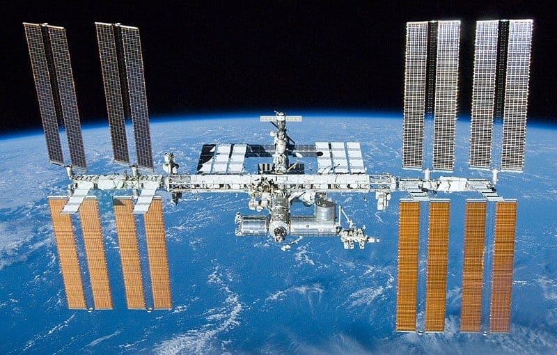 Scientists located Antibiotic-Resistant Enterobacter at International Space Station