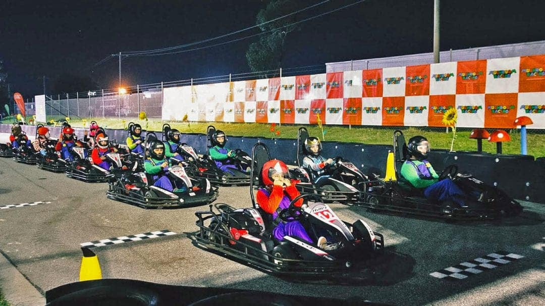 Real-life Mario Kart races coming to Denver in 2019