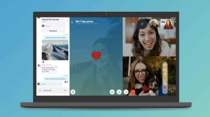 Skype will soon live-caption video calls